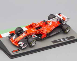 FERRARI SF70H Себастиан Феттель (2017), Formula 1 Auto Collection 32