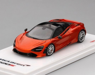 McLaren 720S, azores red