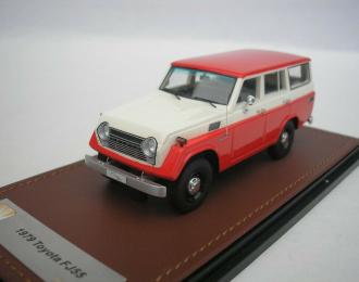 Toyota Land Cruiser FJ55 4х4 - 1979 (red)