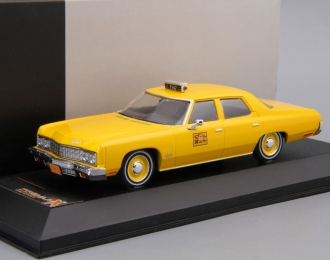 CHEVROLET BEL AIR 1973 New York Cab, yellow