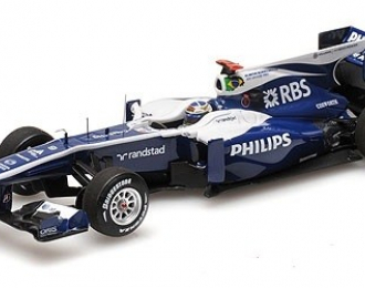 AT&T WILLIAMS COSWORTH FW32 - RUBENS BARRICHELLO - 300TH GP BRAZILIAN GP 2010