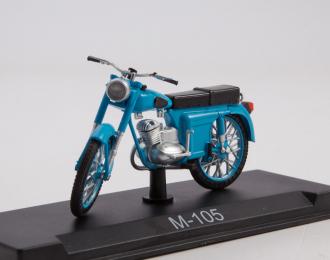 М-105, Наши мотоциклы 9