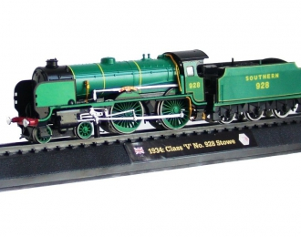 """Class """"V"""" No.928 Stowe, Kultowe Lokomotywy 1"""