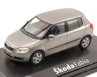 (Уценка!) SKODA Fabia II (2007), cappuccino beige met.