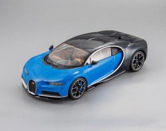 Bugatti Chiron (blue)