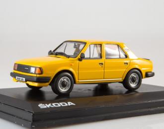 Skoda 120L (1984) yellow
