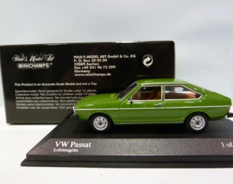 VOLKSWAGEN Passat (1975), green