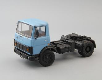 (Конверсия!) МАЗ 5433 седельный тягач (1987-1993), голубой