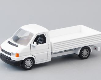 VOLKSWAGEN Transporter Бортовой, white