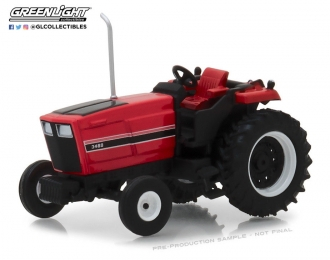 трактор International Harvester 3488 1981 Red and Black