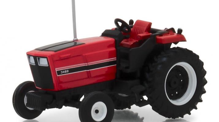 трактор International Harvester 3488 1981 Red and Black