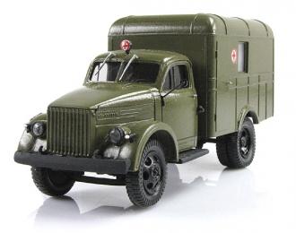 (КИТ) Санитарный фургон АС-3 (51А)