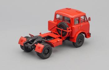 МАЗ 504А седельный тягач, красный