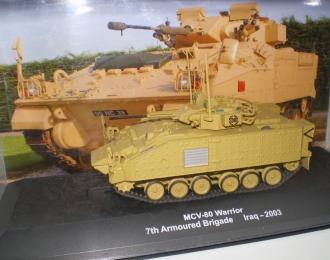 MCV-80 Warrior, 7th Armoured Brigade, Iraq - 2003