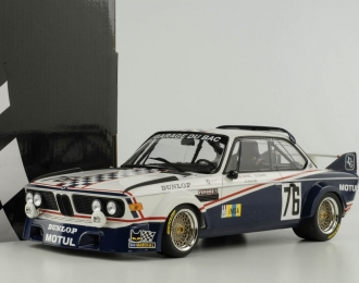 BMW 3.0 CSL  Team Garage Du Bac  24H Le Mans 1977