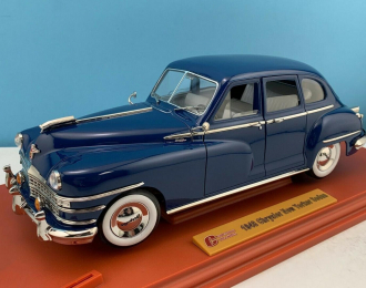 CHRYSLER New Yorker Sedan (1948), blue