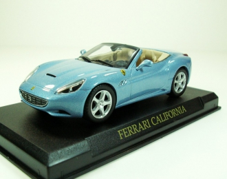 FERRARI California Cabrio, Ferrari Collection 4, blue