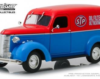 """CHEVROLET фургон """"STP"""" 1939"""