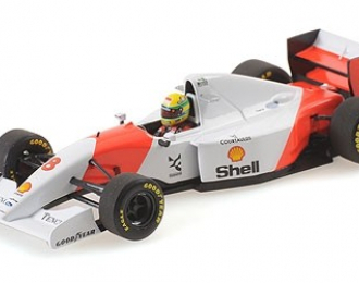 MCLAREN FORD MP4/8 - AYRTON SENNA - WINNER JAPANESE GP 1993