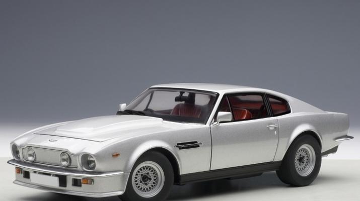 Aston Martin V8 Vantage 1985 (cumberland grey)