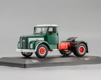 SCANIA 110 Super (1953), green / white