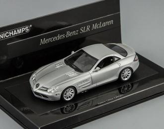 MERCEDES-BENZ SLR McLaren (2004), matt silver