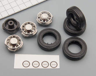 Комплект колес ЗИЛ-41047