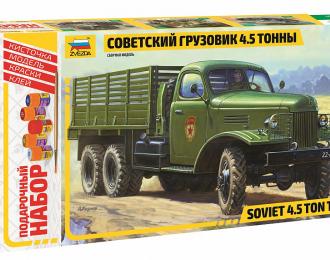 Сборная модель ЗиС-151 (подарочный набор)