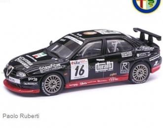 ALFA ROMEO 156 #16 | Paolo Ruberti, black