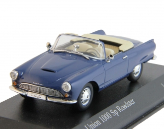 AUTO UNION 1000 Sp (1958), blue
