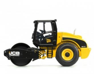 JCB VM115 Vibromax, yellow