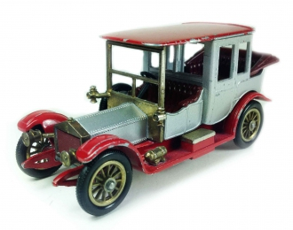 ROLLS-ROYCE (1912), Models of Yesterday, red/silver