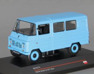 ZUK A-07 Van (1976), blue