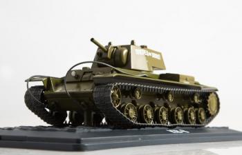 КВ-8, Наши танки 20