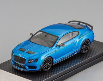 BENTLEY GT3-R Kingfisher China Edition, blue
