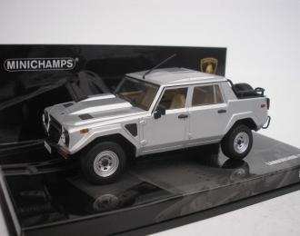 LAMBORGHINI LM002 (1984), silver