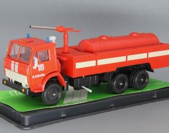 "КАМАЗ 53213 пожарный ""Казань"", красный"