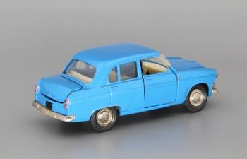 МОСКВИЧ 403 (номерная А7), голубой