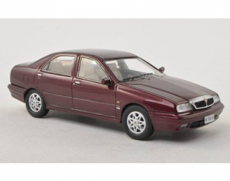 LANCIA Kappa 2.0 Turbo (1994), metallic dark red