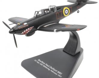 "Boulton Paul ""Defiant"" Mk.I 151 Sqn RAF Wittering 1941"