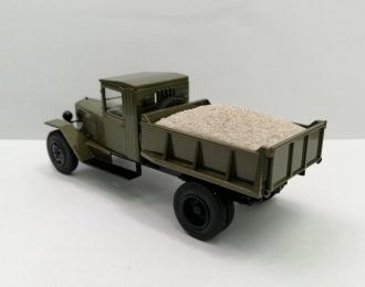 Груз в кузов щебень для ЗИS-ММЗ-05 (Modimio)