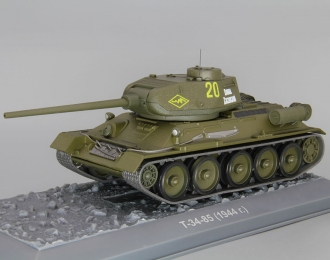 Танк Т34-85, ТАНКИ Легенды Мировой бронетехники 9