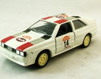 AUDI Quattro Coupe #14 Rally Sanremo, light biege