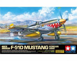 Сборная модель F-51D Mustang