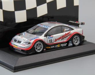OPEL V8 Coupe DTM Team Irmscher C. Menzel #12 (2000), silver / black