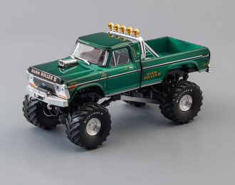 "(Greenlight!) FORD F-250 Monster Truck Bigfoot ""High Roller"" 1979"