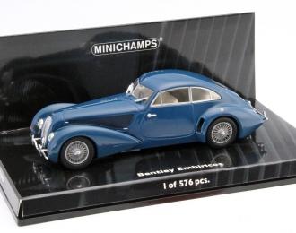 Bentley Embiricos 1938 (blue)