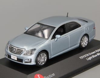 TOYOTA New CROWN Hybrid (2008), light blue mica metallic