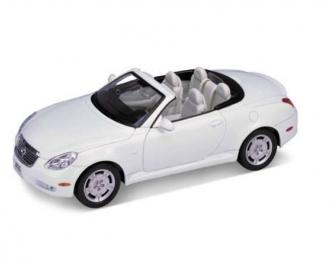 Lexus SC430 2003 белый