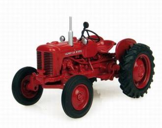 VALMET 33 Diesel 1955, red
